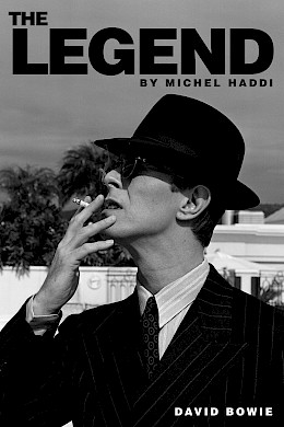 The Legend - David Bowie by Michel Haddi