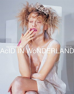 Acid In Wonderland by Michel Haddi
