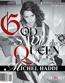 God Save The Queen by Michel Haddi